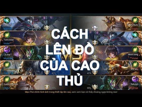 Liên Quân Mobile: Leo rank cao thủ cực dễ bằng Triệu Vân với cách lên đồ này ! Bạn biết chưa?
