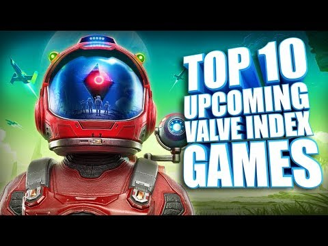 Top 10 Upcoming VR Games For The Valve Index