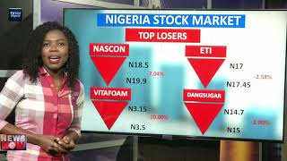 Nigeria Stock Market review for October 18, 2018