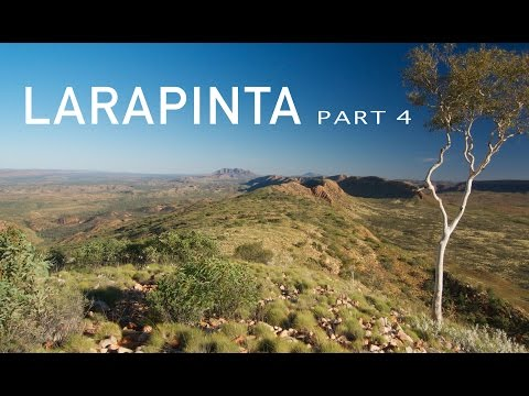 Larapinta Trail sections 10 to 12