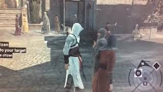 Game Review #1 Assassins Creed