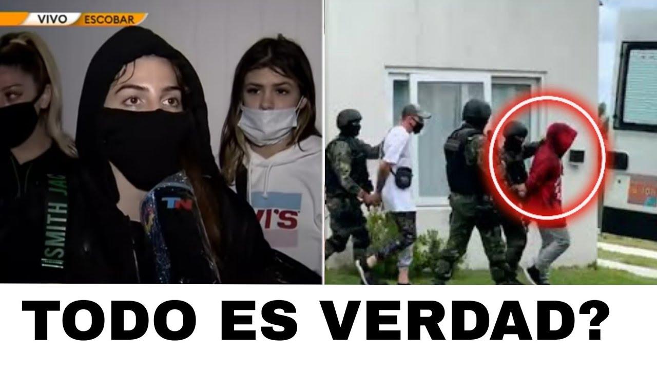 """Candela Diaz novia de yao cabrera habla y dice la verdad: """"No somos delincuentes"""""""