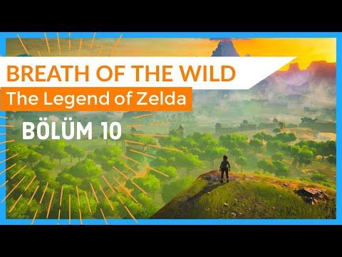ZELDA - BREATH OF THE WILD - BÖLÜM 10