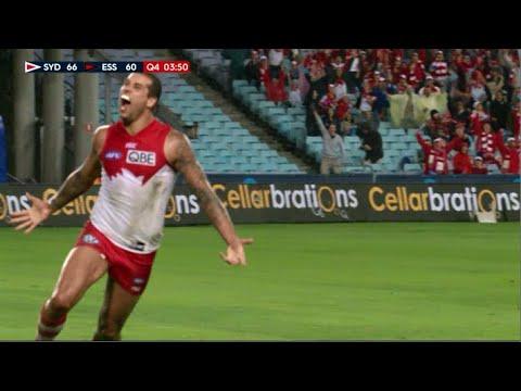 AFL Classic Quarters   Essendon Vs Sydney Round 1 2015
