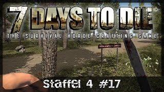 7 Days To Die - Alpha #4.17 [German, HD] - Macht
