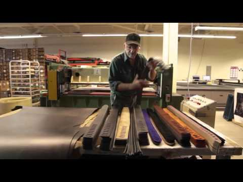 Levy's Guitar Straps - A Behind-The-Scenes Look at their Creation