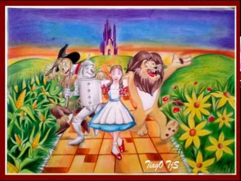 Desenho O Magico De Oz Youtube