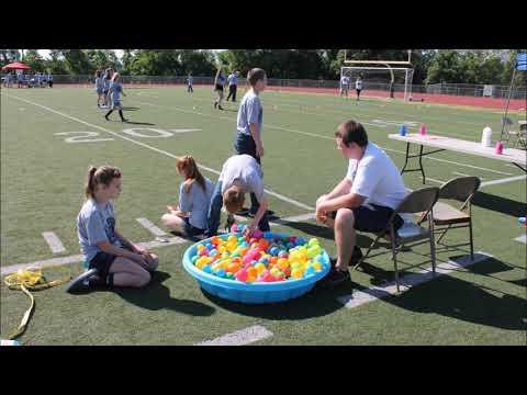 McGuffey Middle School Field Day 2019