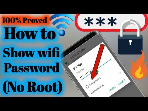 How To See Wifi Password On Android Mobile (without ROOT) 100% Proved