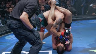 MMA | Combate Americas: Best Submissions Of February