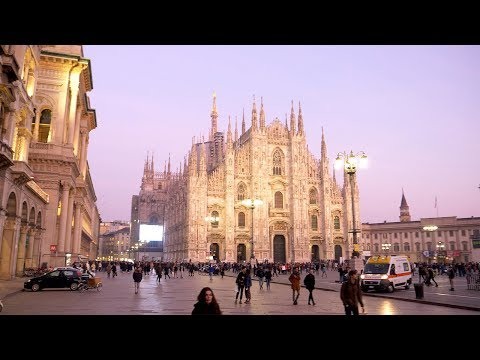 STUDYING ABROAD: Moving to Milan!