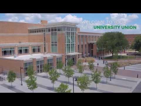 Your new University Union