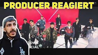 Producer REAGIERT auf EXO 엑소 'Tempo' MV