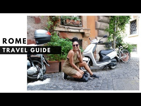 12 Things you MUST see in Rome! | Rome Travel Guide