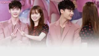 [VIETSUB] Lee Jong Suk X Han Hyo Joo - JongJoo Moments In Real Life