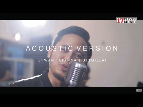 Ikhwan Fatanna Live Session Acoustic
