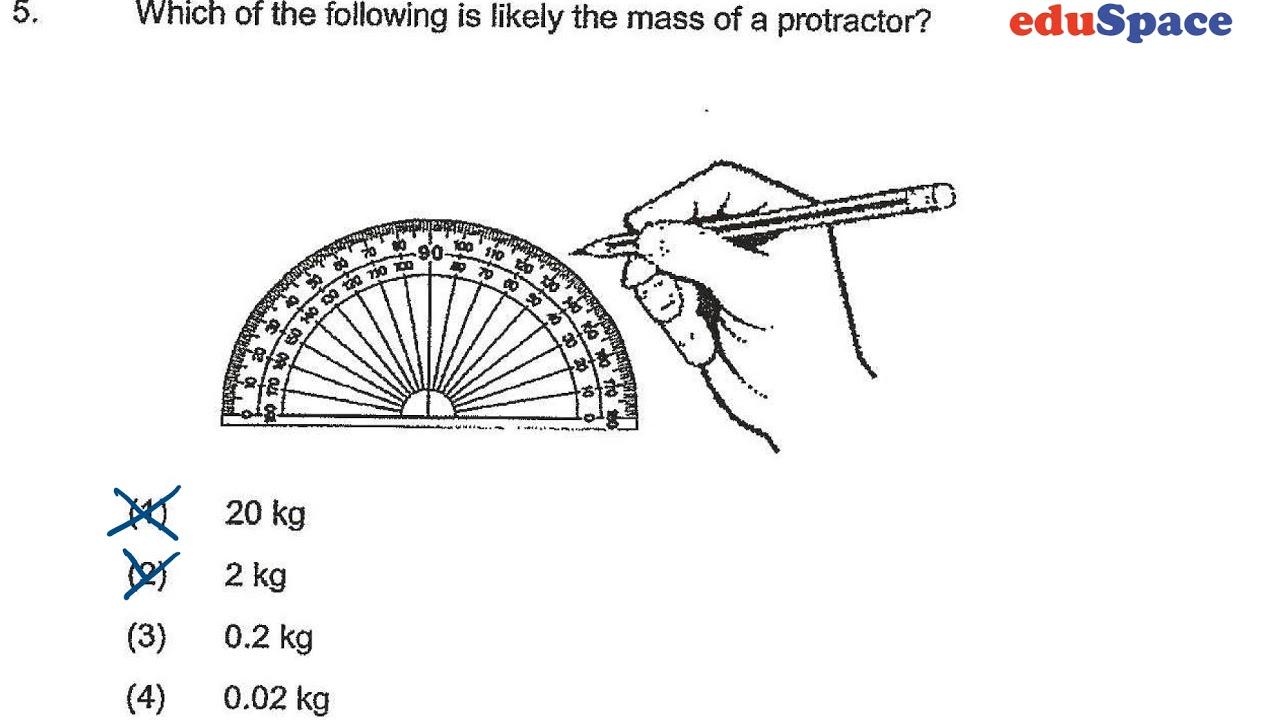 2019 Catholic High Mathematics SA1 Paper 1 Question 5