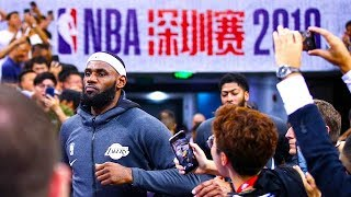 The Voice of REason: Rich Eisen Reacts to LeBron James' Comments on China | 10/15/19