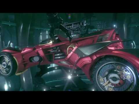 Batmobile Upgrades