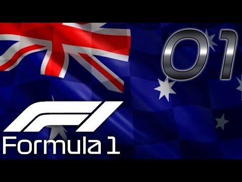 Formula 1 - Round 01 -Gran Premio de Australia 2018 - Carrera