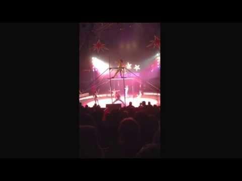 Zippos circus - The Havana Troupe