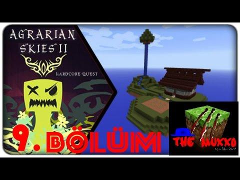 Agrarian Skies 2 Türkçe | Bölüm 9 | ME Sistemi Kurmak