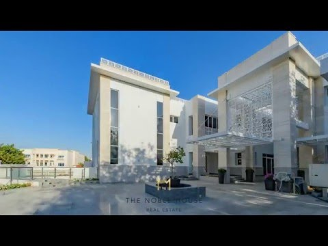 Beautiful Luxury Villa In Emirates Hills -  TNH- S-1091 - The Noble House Real Estate