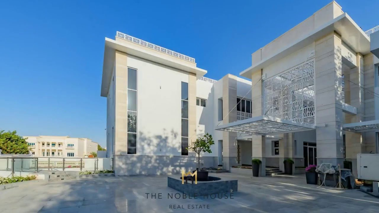 Beautiful luxury villa in emirates hills tnh s 1091 Beautiful houses in dubai pictures