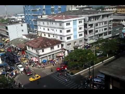 Monrovia Traffic