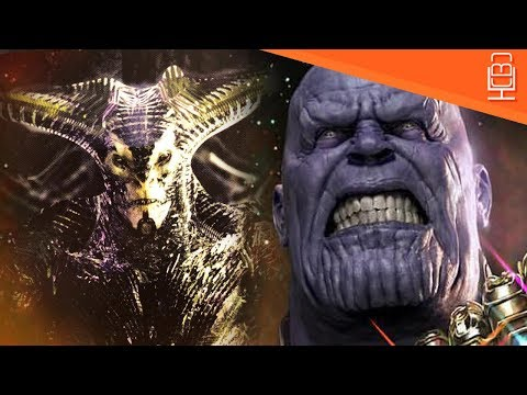 Avengers Infinity War Mysterious NEW Villain shows up in Promotional Art