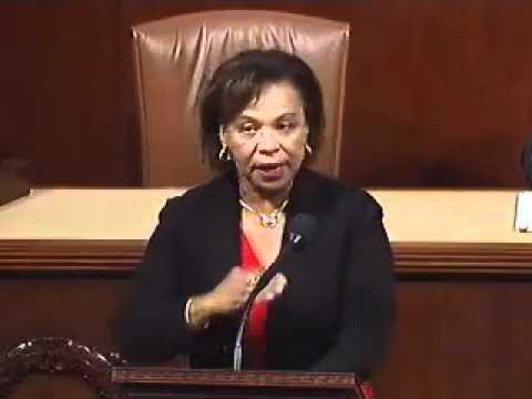 Congresswoman Barbara Lee Speaks Out for Women
