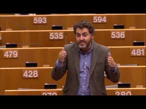 Intervención en el pleno sobre Ecologización del Banco Europeo de Inversiones