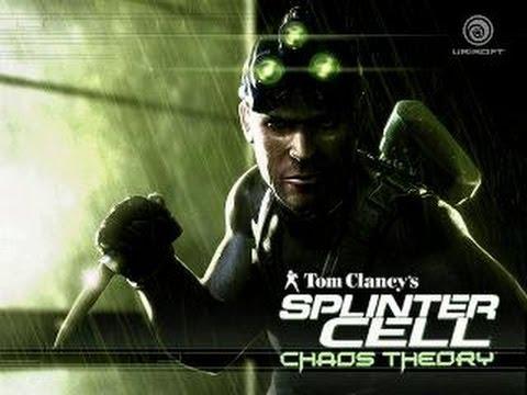 Splinter Cell Chaos Theory HD walkthrough part 9 bathouse rampage fail