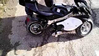 Rideing 49cc blade pocketbike