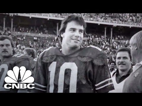 Former Football Star Cons Friends To Feed His Gambling Addiction | American Greed | CNBC Prime