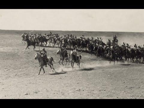 Photographs of Ottoman Cavalry in Palestine During World War 1 (1917)