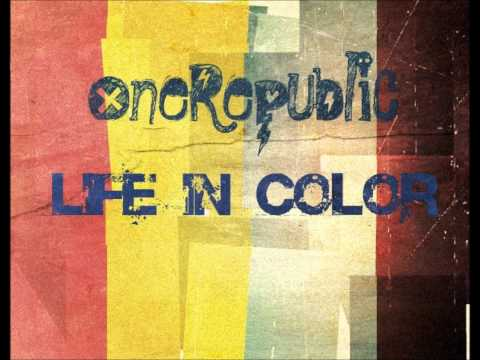 One Republic Life In Color 2012