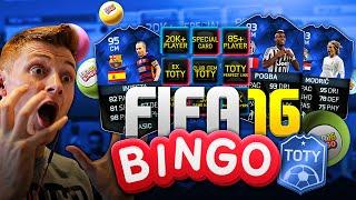 FIFA 16 - TOTY FIFA BINGO!!!!