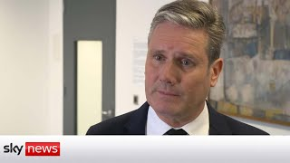 MP killing: 'This is a dark and shocking day' - Sir Keir Starmer