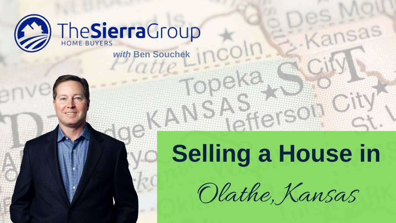 Sell My House In Olathe Kansas