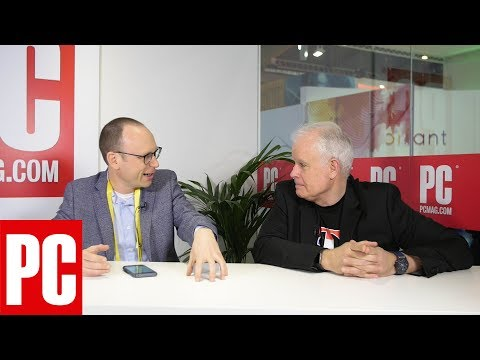 T Mobile CTO Neville Ray on 5G Launches, Galaxy S9