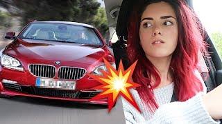 FAST GECRASHT! - Führerschein bestanden? Das erste mal Auto fahren!