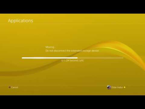 PS4 4.50 Beta: How to Connect an External USB Device