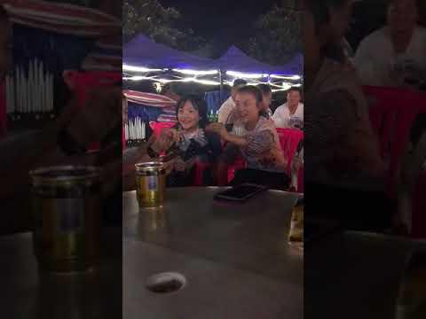 Children in Yangling Teaching Numbers