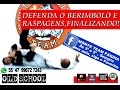 PROGRAMA FAIXA PRETA  - CONTRA ATAQUE DO BERIMBOLO !!