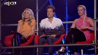 Wie wint de battle? - CELEBRITY POLE DANCING