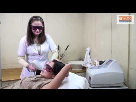 How Does Laser Hair Removal Work Vlcc India Youtube