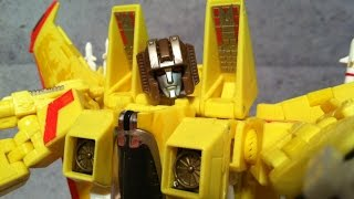 Hasbro TRU Exclusive MP-11 Sunstorm - Transformers Masterpiece Review