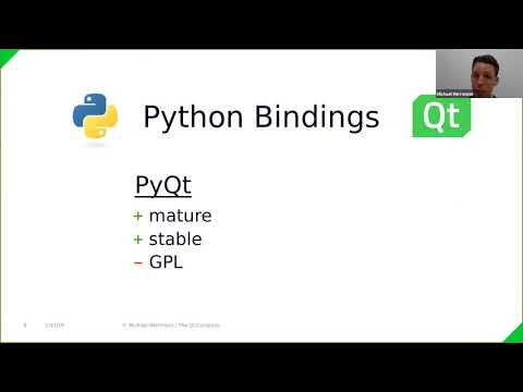 Python and Qt: 3,000 hours of Developer Insight {on-demand webinar}