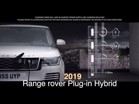New Range rover plug in hybrid electric car   P400e   hybrid suv   range   cargurus   top 10